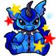 Enchanted Blue Yuni Plushie