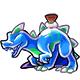Blue Zetlian Potion