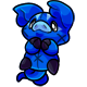 Blue Zoink Plushie