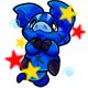 Enchanted Blue Zoink Plushie