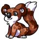 Brown Koa