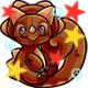 Enchanted Brown Decadal Plushie