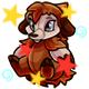 Enchanted Brown Echlin Plushie