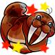 Enchanted Brown Flab Plushie