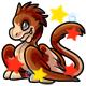 Enchanted Brown Gobble Plushie