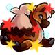 Enchanted Brown Hump Plushie