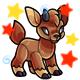 Enchanted Brown Kidlet Plushie