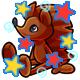 Enchanted Brown Rofling Plushie