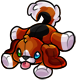Calico Rusty Plushie