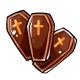 Candy Coffins