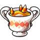 Candycorn Custard