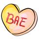 Bae Candy Heart