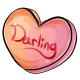 Darling Candy Heart
