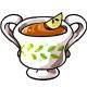 Caramel Apple Custard