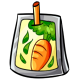 Carrot Juice Pouch