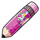 Chibs Jumbo Pencil