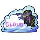 Cloud Nine Stamp