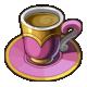 Milky Decaf Coffee