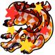 Enchanted Checkered Crikey Plushie