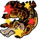 Enchanted Leopard Crikey Plushie