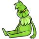 Grinch Plushie