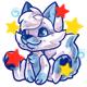 Enchanted Snow Dakota Plushie