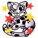 Enchanted Dalmatian Chibs Plushie