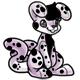 Dalmatian Doyle Plushie