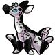 Dalmatian Viotto Plushie