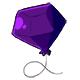 Dark Diamond Balloon