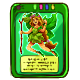 Earth Fairy Trading Card