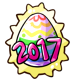 Easter 2017 Stamp