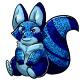 Blue Eyru Pinata
