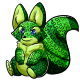 Green Eyru Pinata