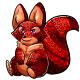 Red Eyru Pinata