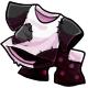 Fake Panda Costume