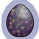 Glitter Glowing Egg