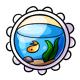 Fishbowl Stamp