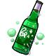 Sparkling Green Brew