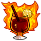 Flaming Spiced Punch
