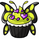 Forest Fairy Cupcake