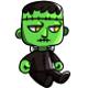 Frankenstein Plushie