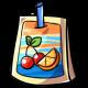 Fruit Punch Juice Pouch