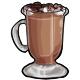 Giant Marshmallow Hot Chocolate