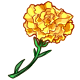 Giant Yellow Carnation