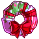 Gift Wrapped Wreath