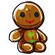 Gingerbread Plushie