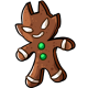Gingerbread Imposter