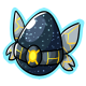 Space Fairy Glowing Egg