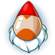 Gnome Glowing Egg
